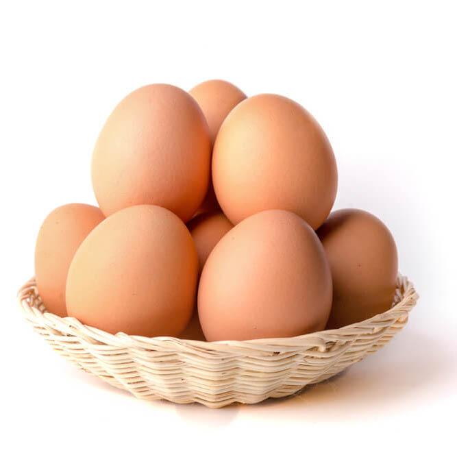 Huevos Color Chicos Por Cajon