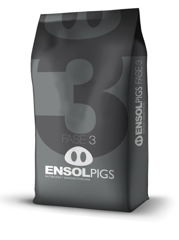 Ensolpigs Fase 3 Al 30% Adv. Por 30 Kg.