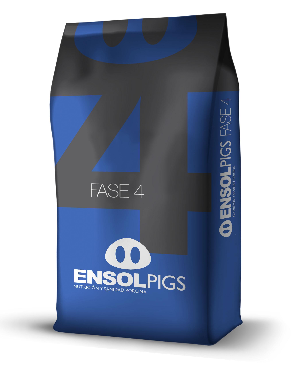 Ensolpigs Fase 4 Adv. Por 25 Kg.