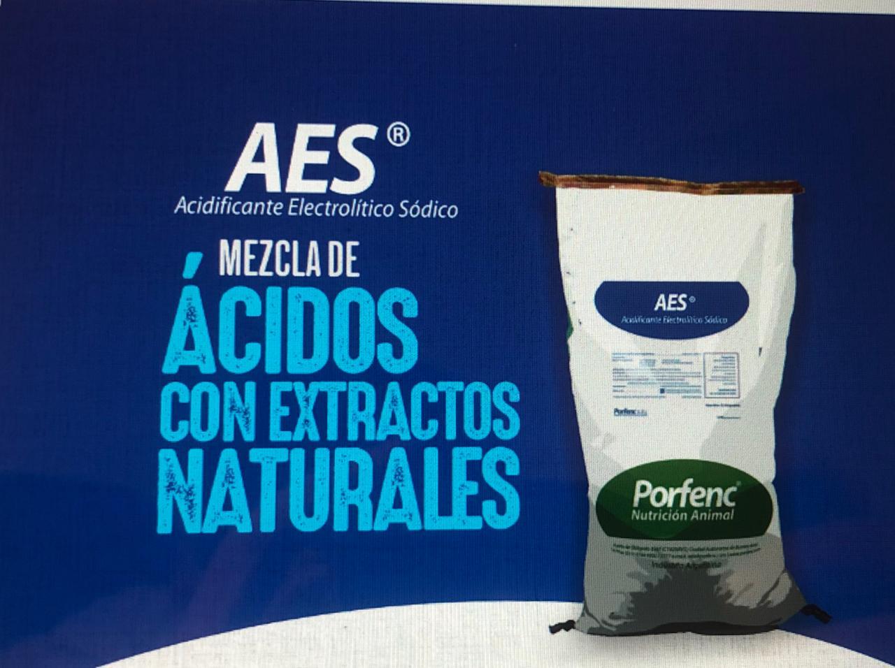 Aes 110 (Acidificante) Por 25 Kg.