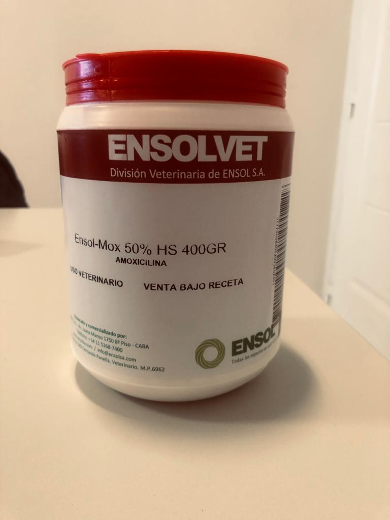 Ensol Mox 50% Hs 400 Gramos