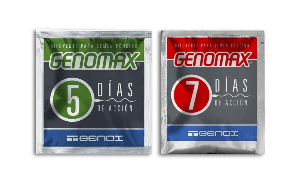 Genox Diluyente 5 Dias
