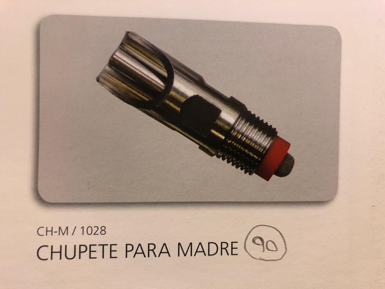 Termoplast Chupete Madre 1028