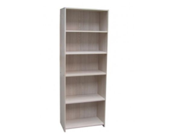 Librero Eco 5 espacios Gris Andino