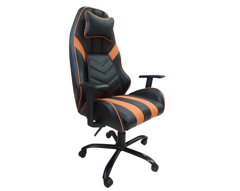 Sillón Gamer DK1 Negro/Naranja