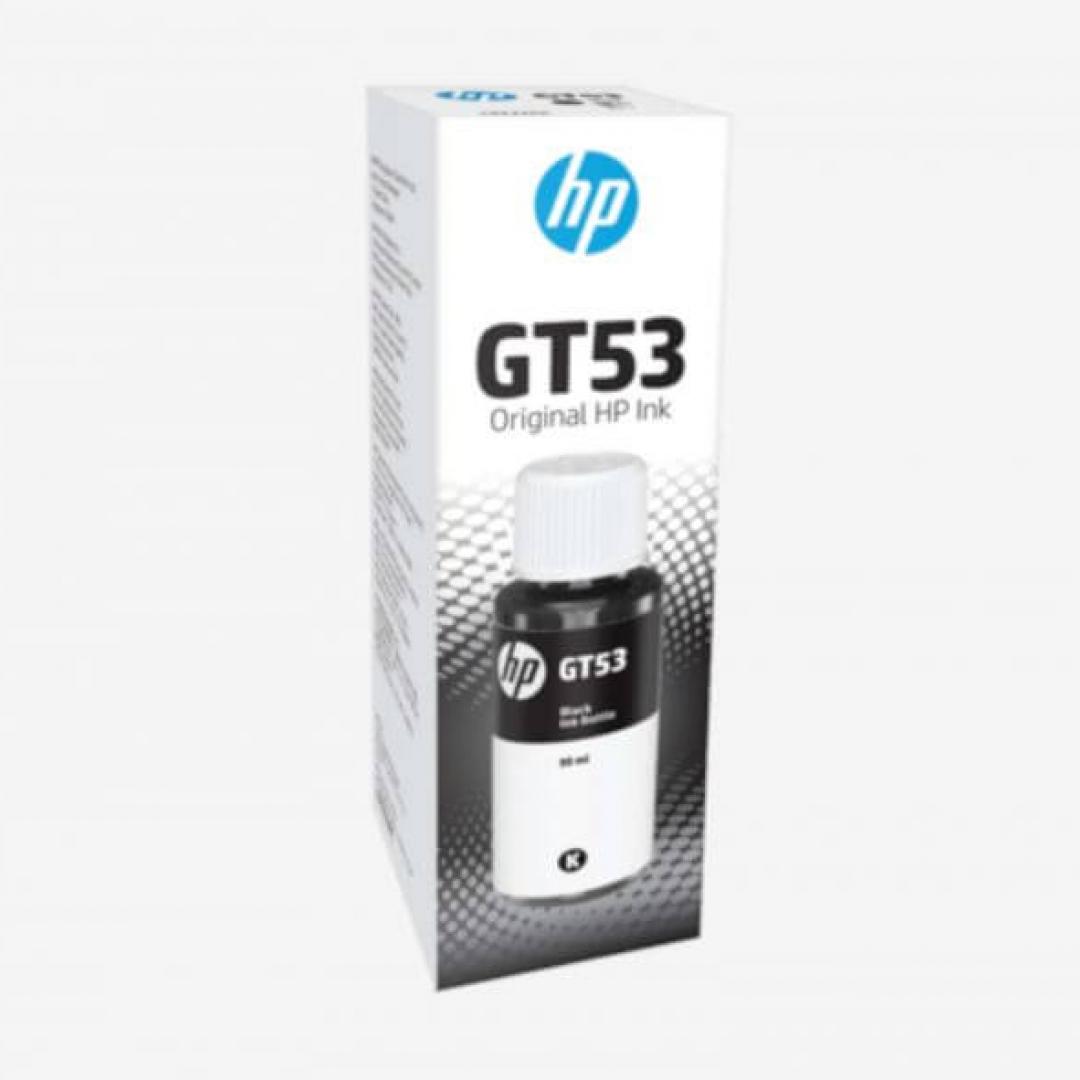 Botella de Tinta HP GT53 Negra 90ML