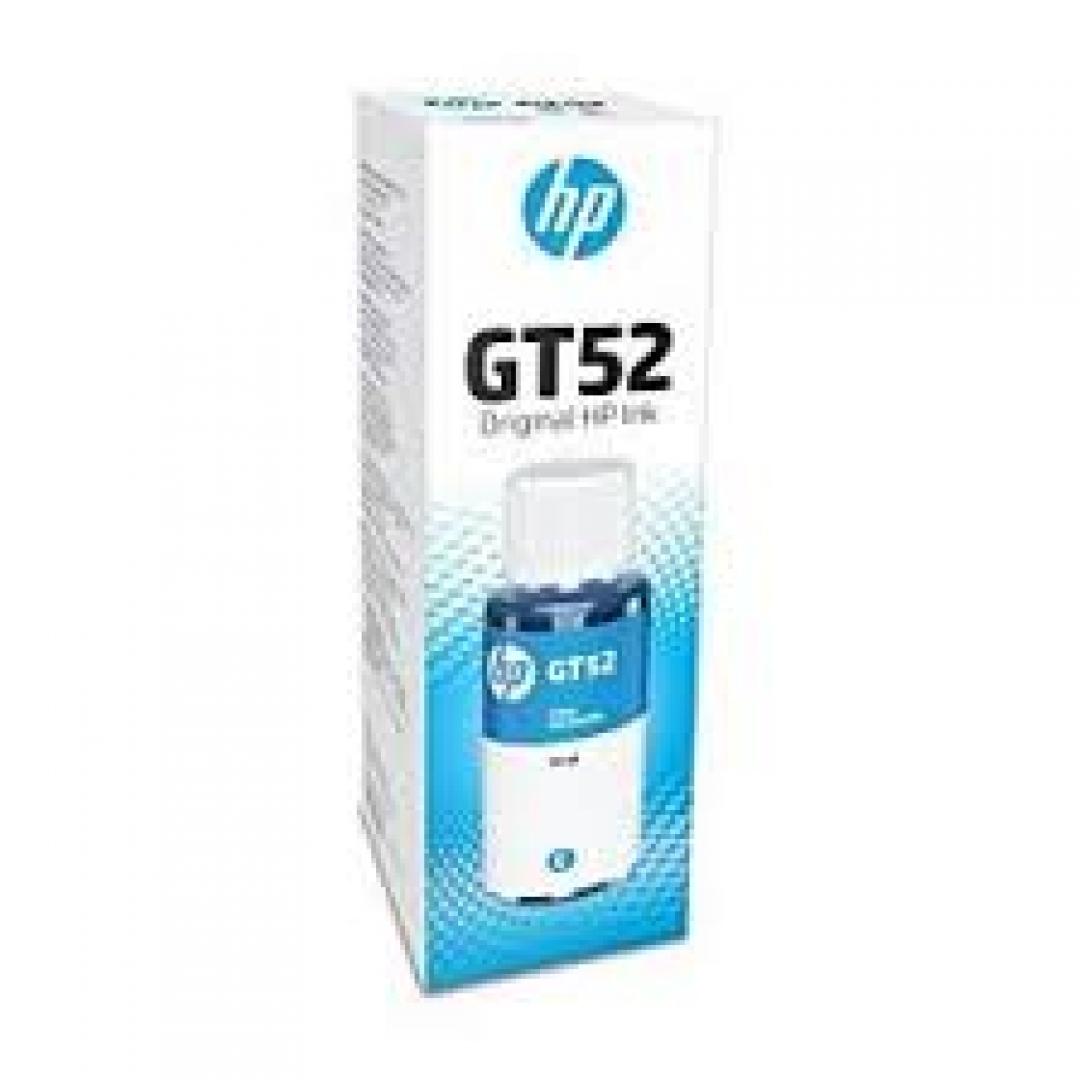 Botella de Tinta HP GT52 Cian