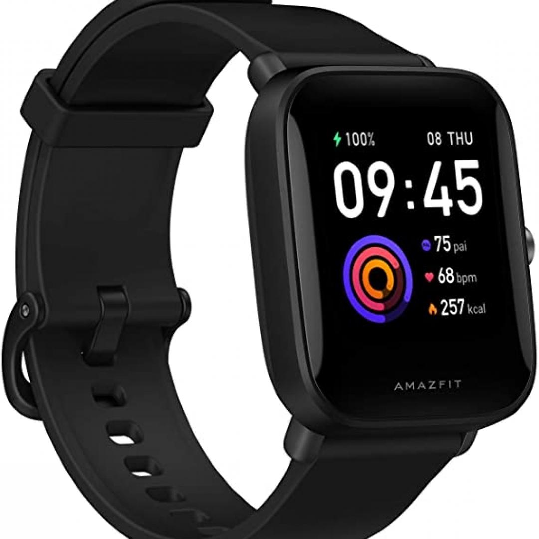 Reloj Xiaomi Amazfit Bip U GPS Black
